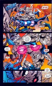 Apocalypse detona Darkseid em Superman vs Apocalypse