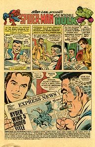 histórias em quadrinhos Marvel