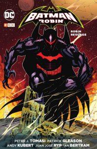 Batman usa a Hellbat