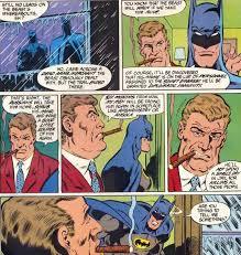 Batman investiga